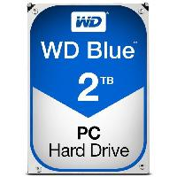 Disque Dur Interne WD Blue 2To 64Mo 3.5