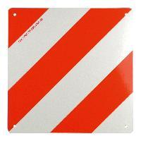 Disque Et Autre Adhesif De Signalisation Panneau de surcharge en metal Carpoint