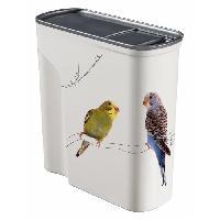 Distributeur D'aliment CURVER Verseuse 6L - Pour oiseau