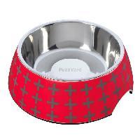 Distributeur D'aliment FUZZYARD Gamelle El Fuego Yeezy L - 16.5 x 7.5 cm - Pour chien