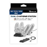 Dock - Socle - Station De Charge Pour Manette Double station de charge pour manette PS4