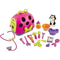 Docteur - Infirmiere - Veterinaire MINNIE Set Veterinaire - Imc Toys