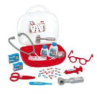 Docteur - Infirmiere - Veterinaire SMOBY Vanity Docteur Coffret Medical + Accessoires