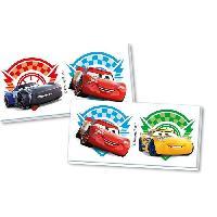 Dominos CLEMENTONI Domino - Cars 3 - Jeu éducatif