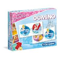 Dominos CLEMENTONI Domino - Disney Princesses - Jeu éducatif
