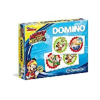 Dominos CLEMENTONI Domino - Mickey - Jeu educatif