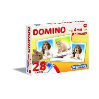 Dominos Domino Nos amis les animaux