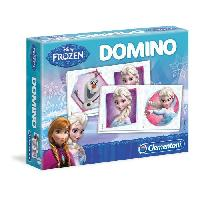 Dominos LA REINE DES NEIGES Domino