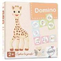 Dominos SOPHIE LA GIRAFE Domino - Jeu de Societe