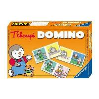 Dominos T'Choupi - Domino