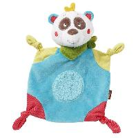 Doudou Doudou Mouchoir Panda - Jungle Heroes