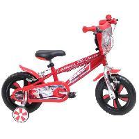 Draisienne CARS Vélo Enfant 10 Pouces (2 a 3 ans) - Mondo
