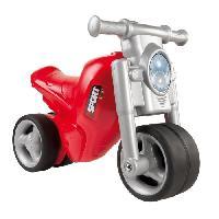 Draisienne Draisienne Moto Rouge
