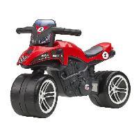 Draisienne FALK Porteur Moto Racing Team - Rouge