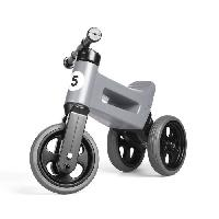 Draisienne FUNNY WHEELS Draisienne - Gris - Funny Home
