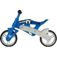 Draisienne NIJDAM JOR Draisienne velo sans pedale - Bleu