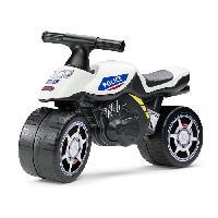 Draisienne Porteur Moto Police