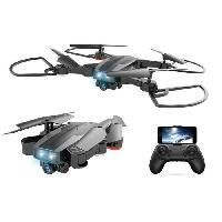 Drone CDTS Drone Tracker - Camera Wifi HD 720P - 24.50 x 24.50 cm Generique