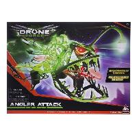 Drone DRONE FORCE Angler Attack - Lumineux 14 LED