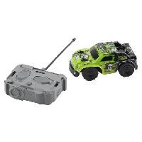 Drone RACE TIN Petite Voiture telecommandee Car Truck 4x4 - Vert - 1-32 - 8 km-h Audley