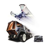 Drone SILVERLIT - Camion Radiocommande et Drone Mission - 2 en 1 ! 2.4Ghz