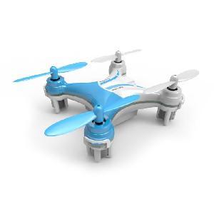 Drone SILVERLIT - Drone Télécommandé NanoXCopter - 6 CM -Turquoise