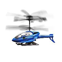 Drone SILVERLIT - Helicoptere Telecommande Infrarouge Bleu Air Stork