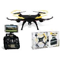 Drone Ultradrone X30.0 Storm Radiocommande + Camera Wifi