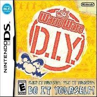 Ds - Ds Lite - Dsi - Dsi Xl Wario Ware Do It Yourself Jeu console DS