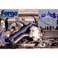 Dump Smart Kit Turbo Valve - Dump Valve + Kit de montage - pour Smart av2010 - Forge Motorsport