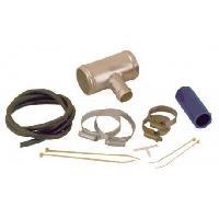 Dump Valves Kit Montage Turbo Valve pour Lancia Delta Int Evo Forge Motorsport