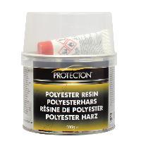 Durcisseur - Resine De Fixation - Fixatif - Vernis PROTECTON RESINE DE POLYESTER 500GR