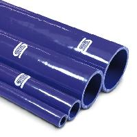 Durites Air Tuyau Silicone Longueur 1 metre - D25mm - Bleu SiliconHoses