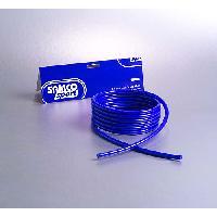 Durites de Depression Tube de depression silicone - Bleu - D3mm - Lg 3m