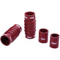 Durites specifiques Durites turbo x3 41+48mm compatible avec Peugeot 207 THP Rouges