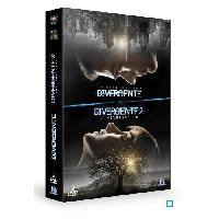 Dvd Coffret DVD BIPACK DIVERGENTE et DIVERGENTE 2