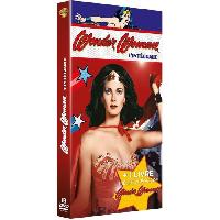 Dvd DVD Coffret Wonder Woman - L'intégrale + 1 Livre - Warner Bros