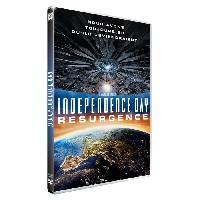 Dvd DVD Independence Day : Resurgence - Generique