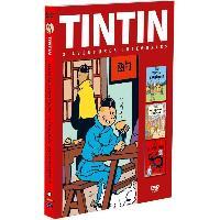 Dvd Dessin Anime - Animation DVD Coffret Tintin. vol. 1: Les cigares du Phar... - Generique
