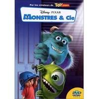 Dvd Dessin Anime - Animation DVD Monstres et cie - Disney