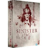 Dvd Film Coffret DVD Sinister 1 et 2