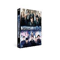 Dvd Film DVD Coffret Insaisissables 1 et 2