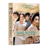 Dvd Film DVD Coffret Jane Austin - orgueil et prejuges ...