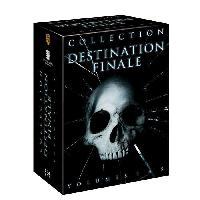 Dvd Film DVD Destination Finale 1 a 5 - Coffret 5DVD