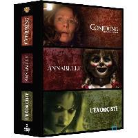 Dvd Film DVD HORREUR 2015 - Annabelle. Conjuring. L'exorciste-