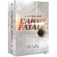 Dvd Film DVD L'Arme fatale - L'integrale