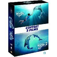 Dvd Film DVD L'INCROYABLE HISTOIRE DE WINTER LE DAUPHIN 1et2