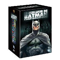 Dvd Film DVD Le Meilleur de Batman - 8 Longs Metrages Anime