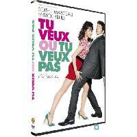 Dvd Film DVD TU VEUX OU TU VEUX PAS