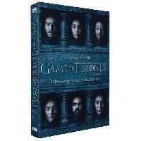 Dvd Serie Tv DVD Game of Thrones -Le Trone de Fer- - Saison 6